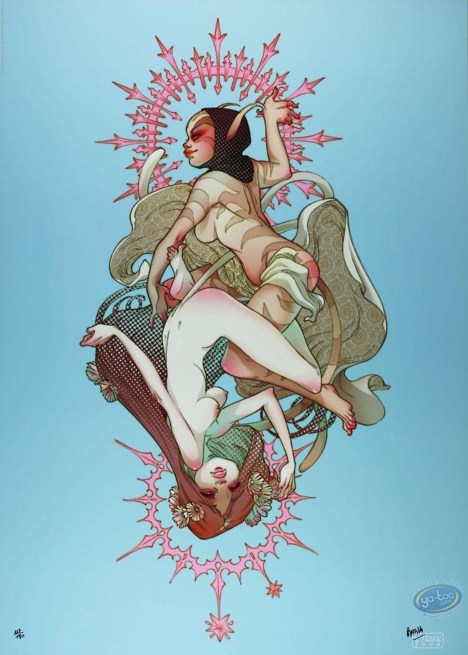 Offset Print, Sky Doll : Aquarius