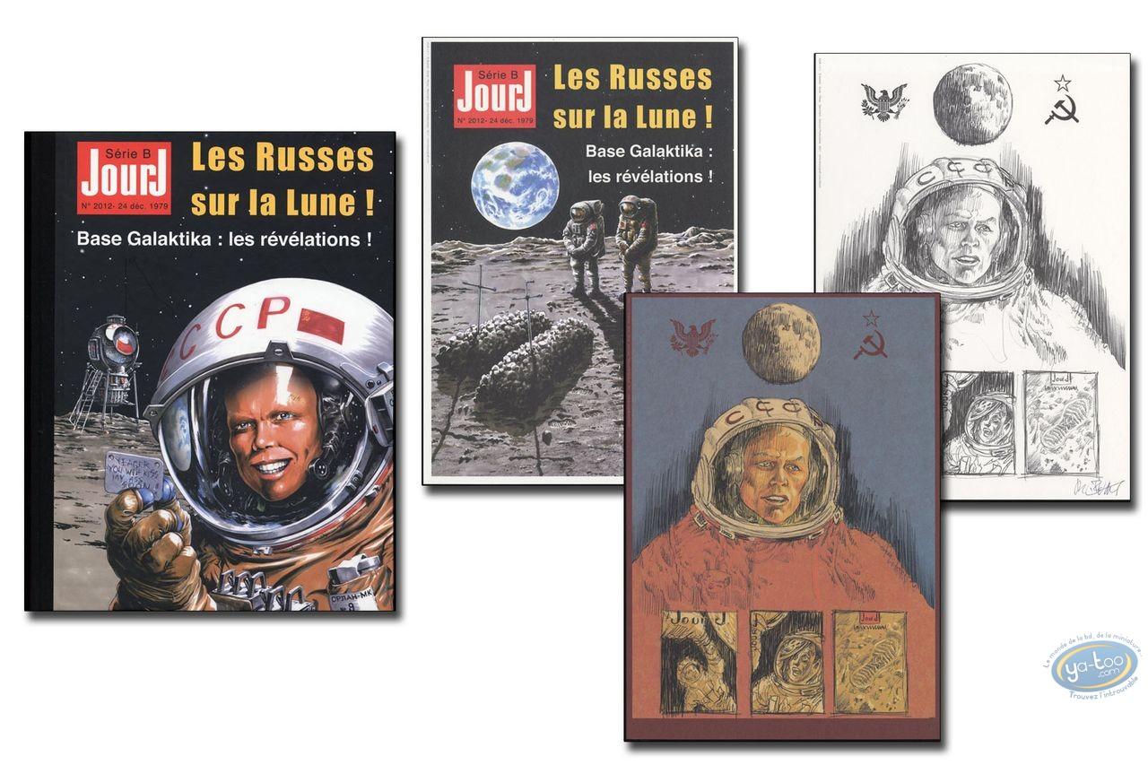 Special Edition, Jour J : Les russes sur la lune - complete edition
