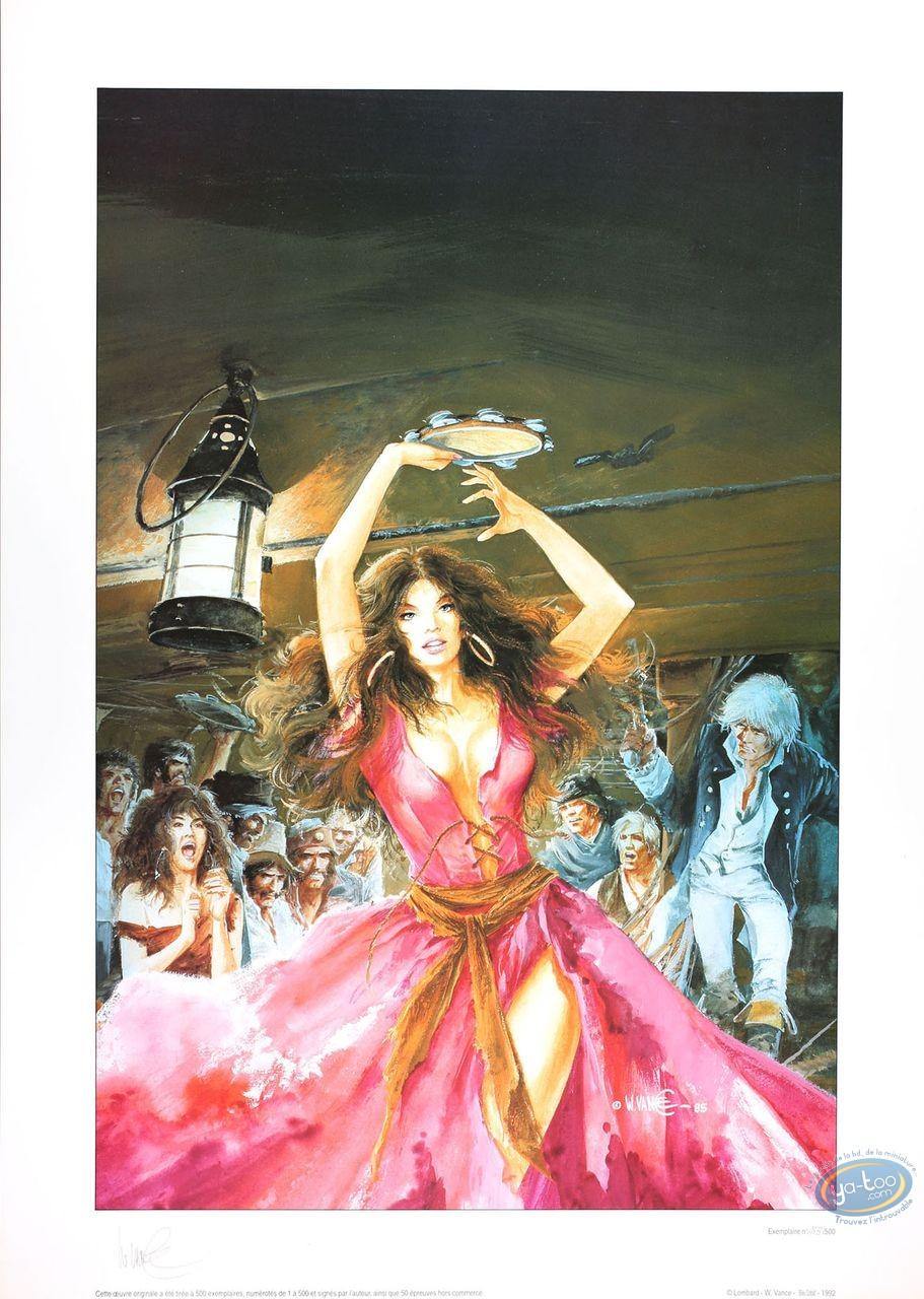 Offset Print, Bruce Hawker : L'Orgie des Damnes