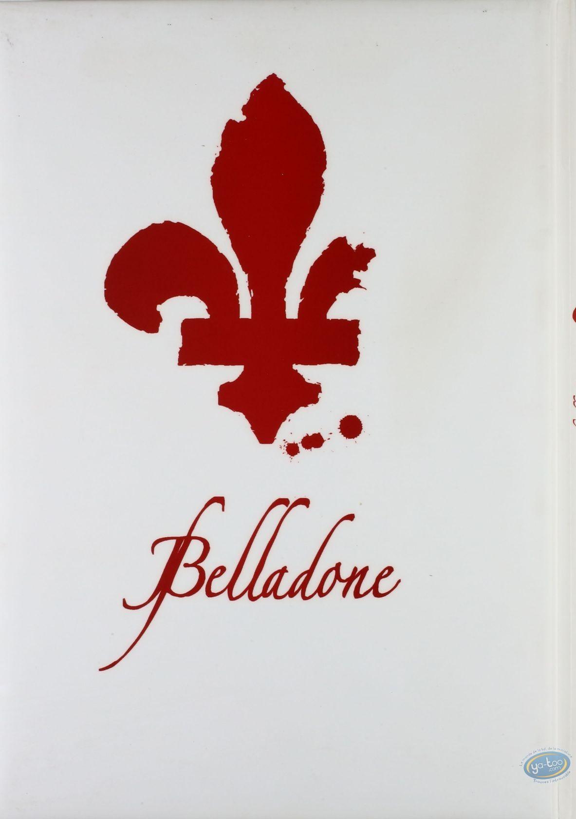 Deluxe Edition, Belladone : Louis (dedication)
