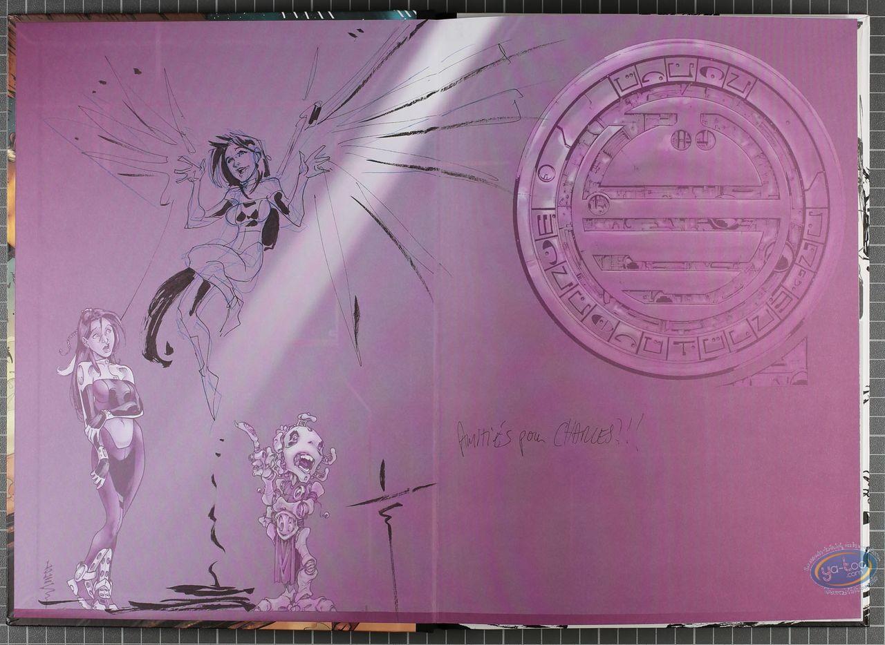 Special Edition, Tessa : La ou il y a de la gemme... (uncomplete / dedication)