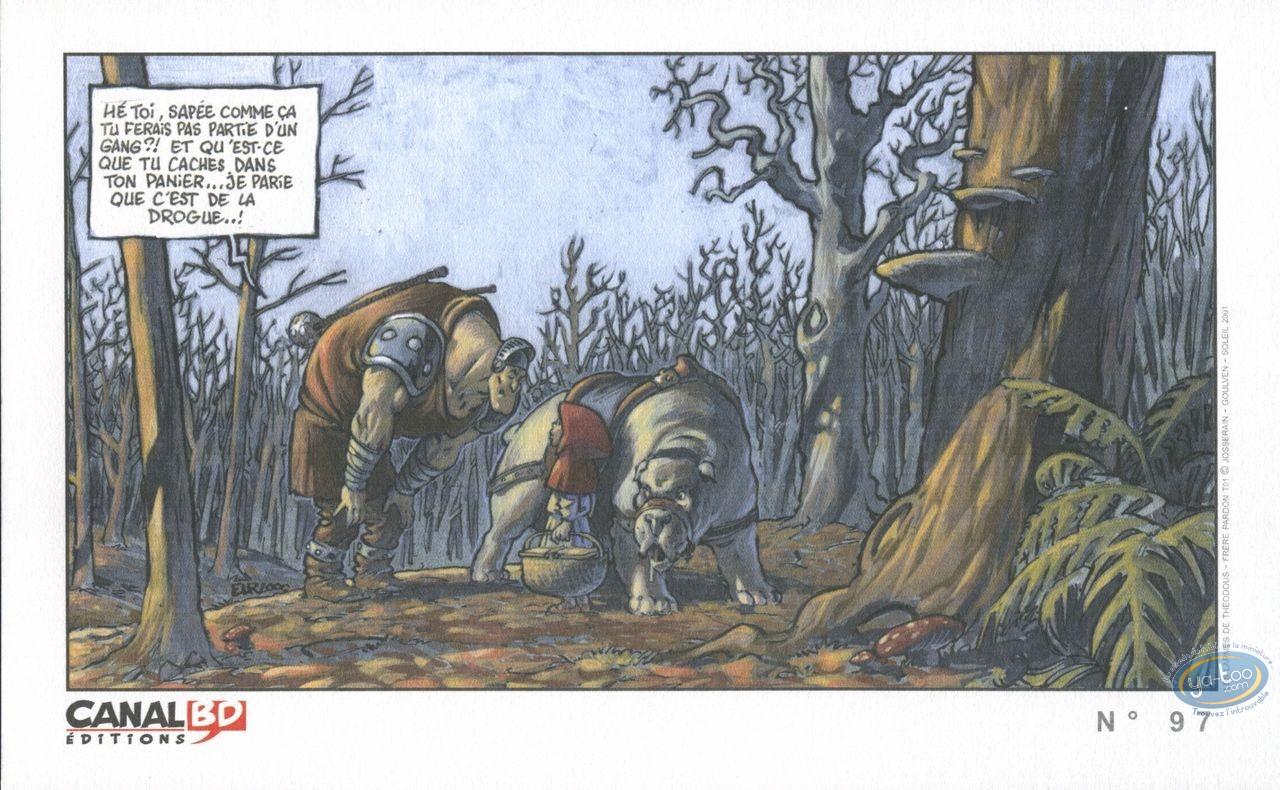 Bookplate Offset, Frere Pardon : Red Riding Hood