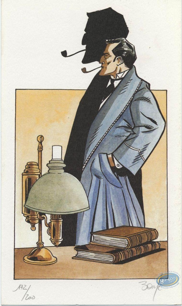 Bookplate Offset, Sherlock Holmes : The Shadow