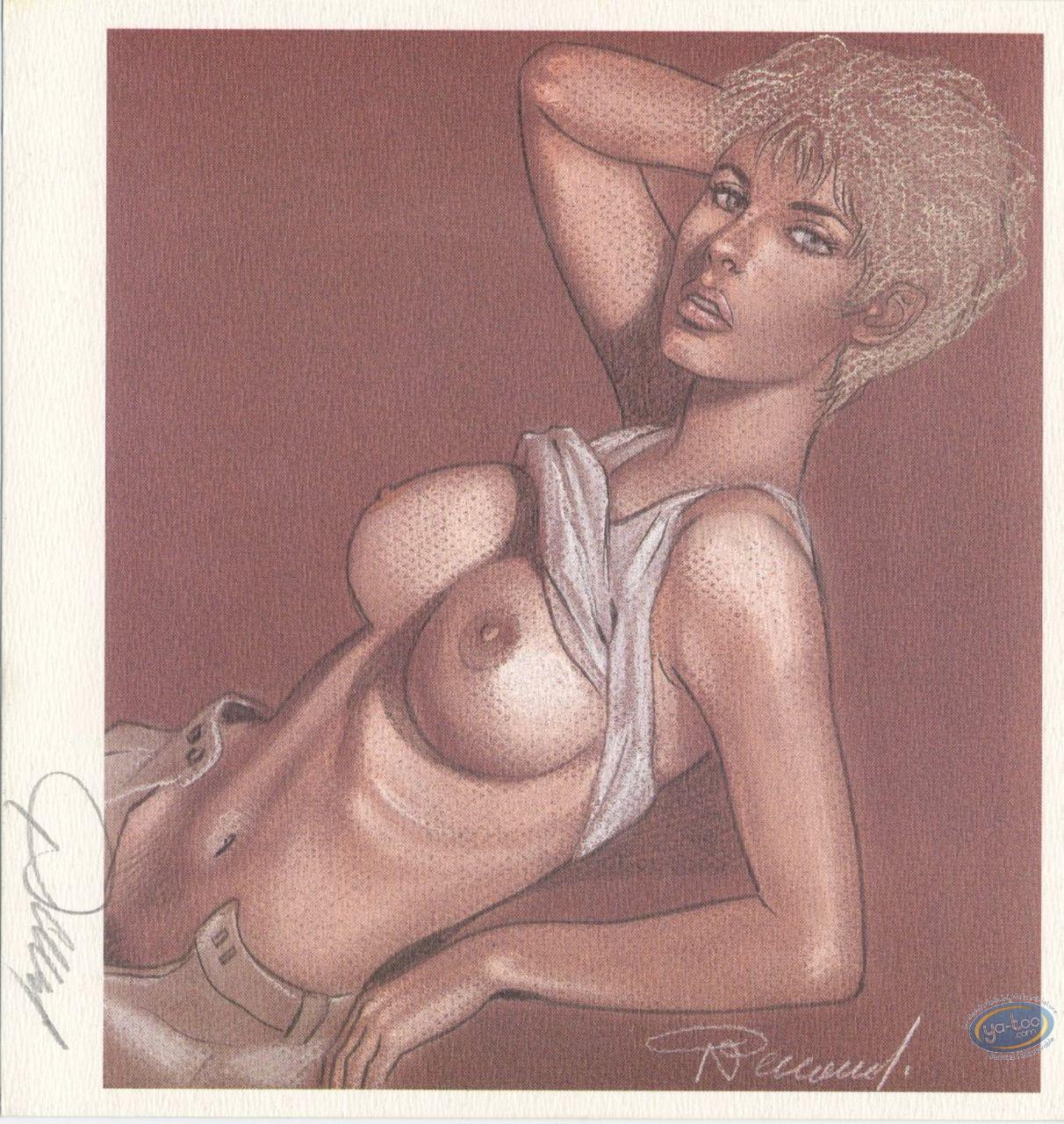 Bookplate Offset, Jessica Blandy : T-shirt Record