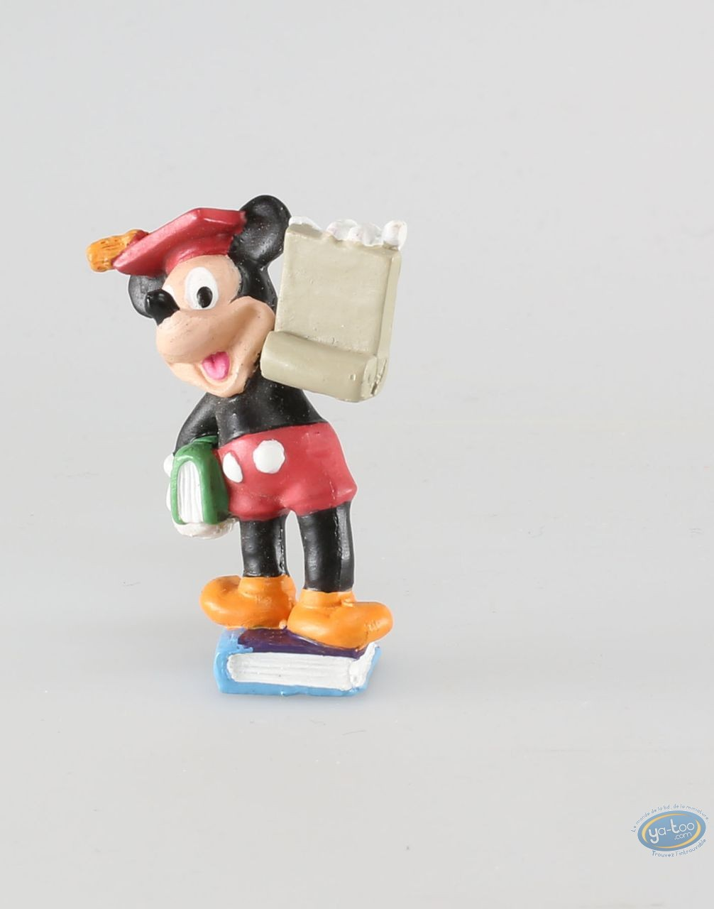 Resin Statuette, Mickey Mouse : Mickey, Disney