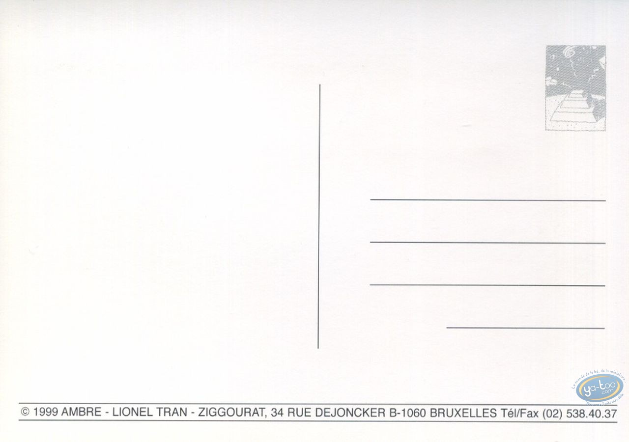Post Card, Journal d'un loser (Le) : The newspaper of a loser - album