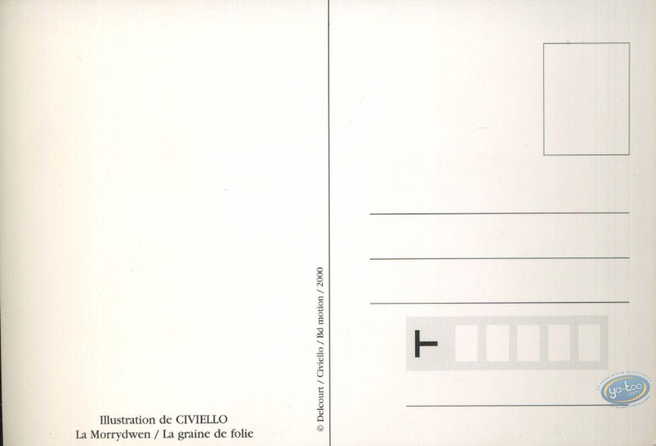 Post Card, Graine de Folie (La) : La Morrydwen / La graine de folie - album