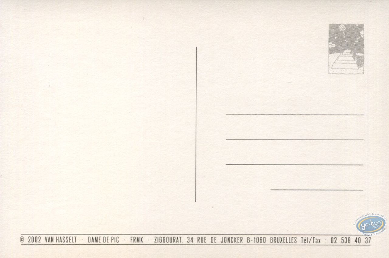 Post Card, Brutalis : Brutalis