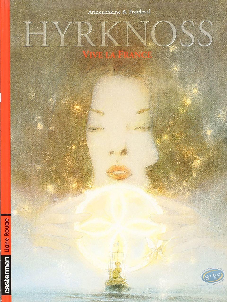 Used European Comic Books, Hyrknoss : Vive la France