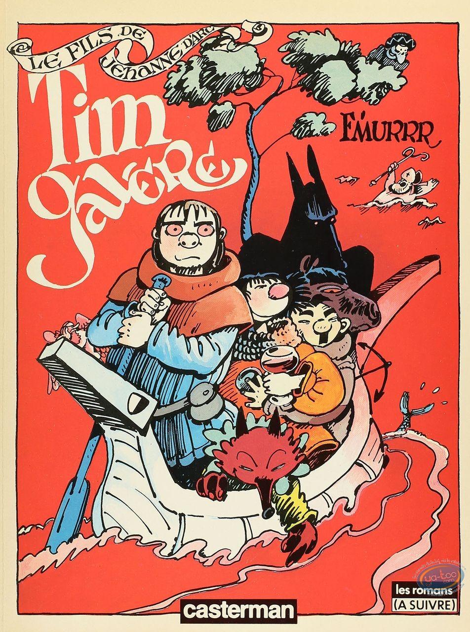 Listed European Comic Books, Jehanne d'Arc : Tim Galere