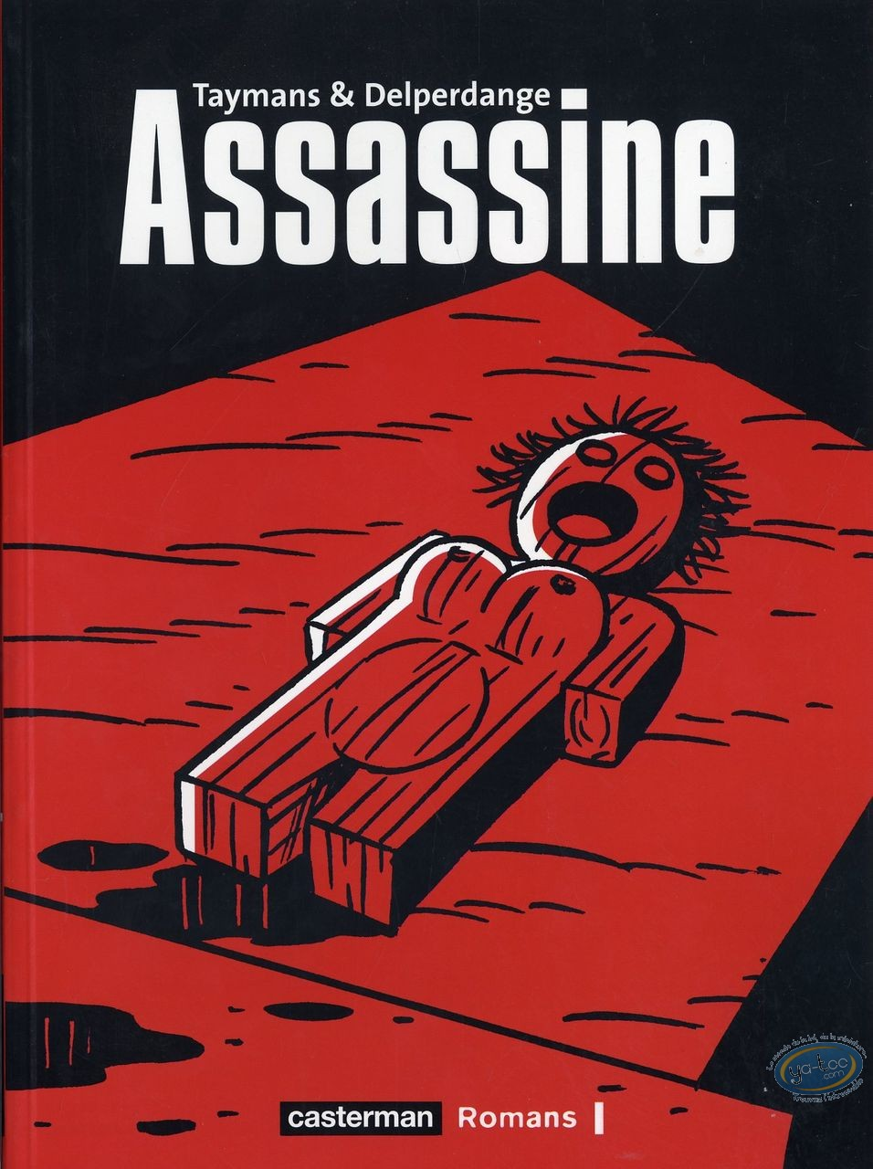 Reduced price European comic books, Assassine : Assassine