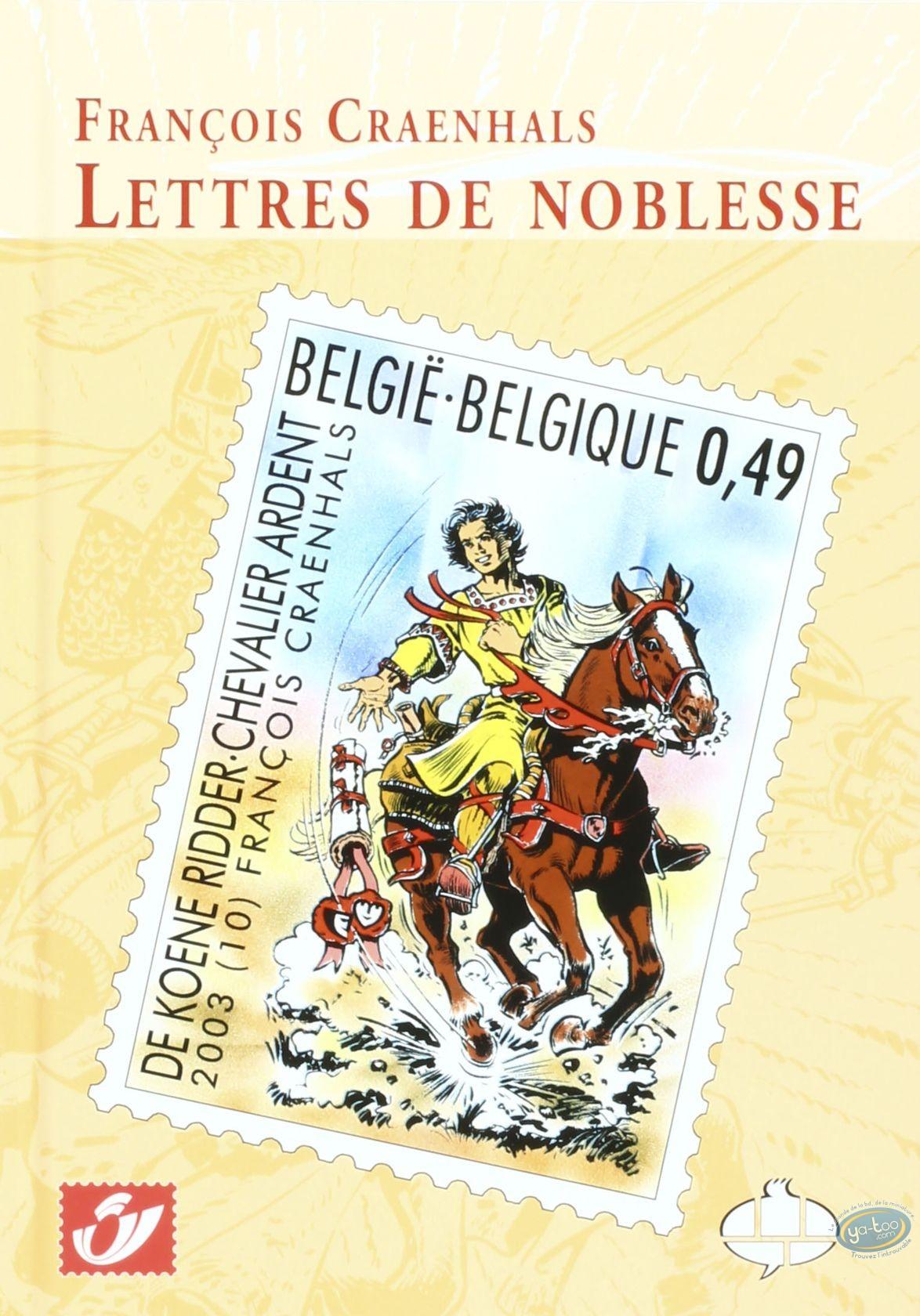 Album + Stamp, Chevalier Ardent : Lettres de Noblesse
