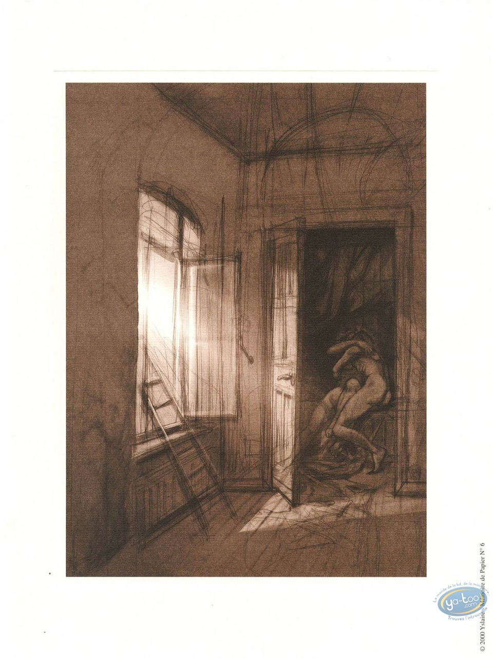 Offset Print, Sambre : Lovers of the shadow