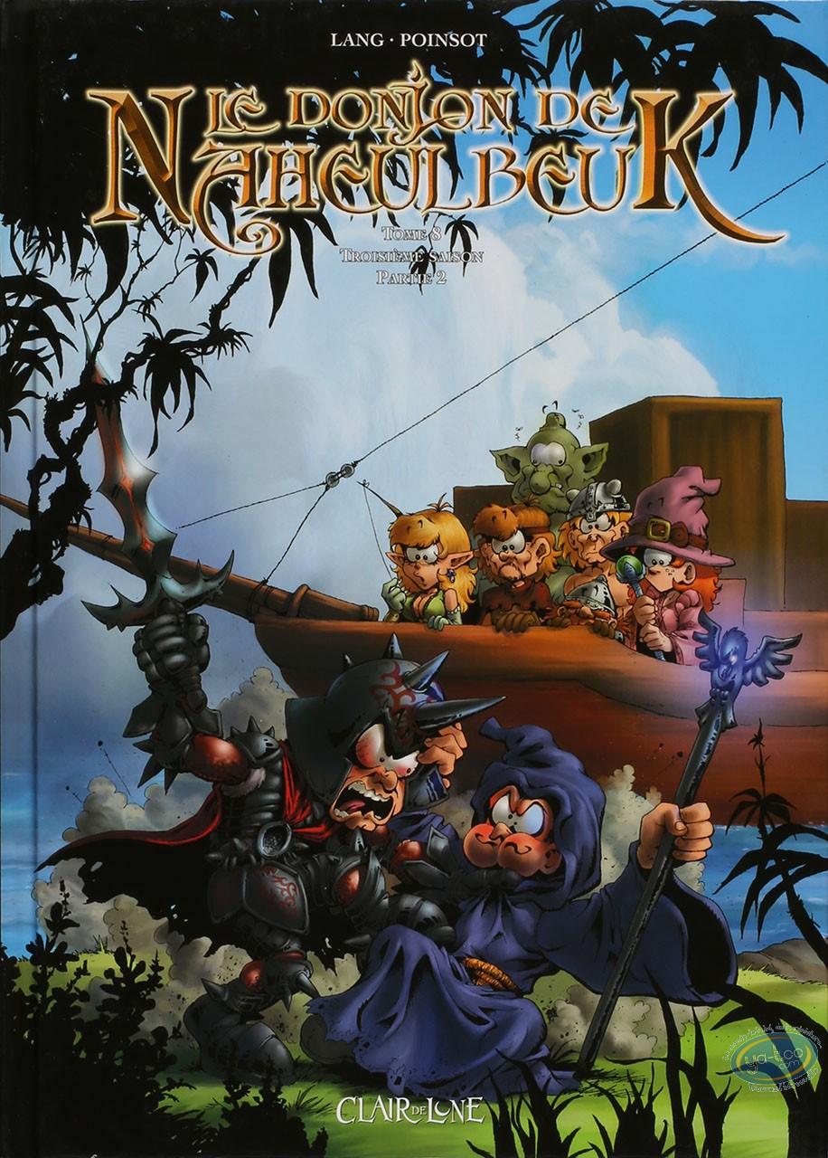 Used European Comic Books, Donjon de Naheulbeuk (Le) : Le Donjon de Naheulbeuk, Troisième saison, Partie 2