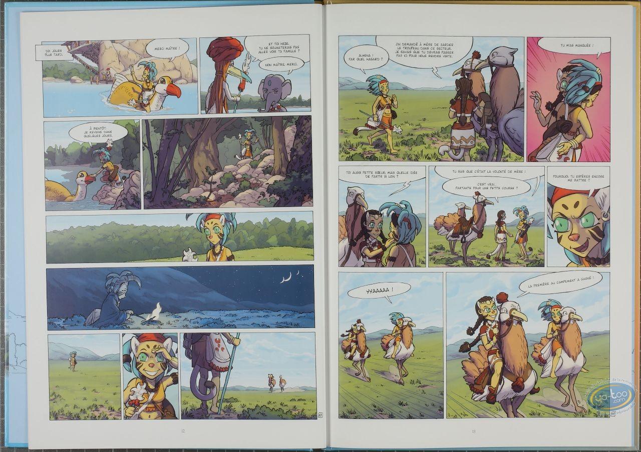 Used European Comic Books, Chamans : Chamans