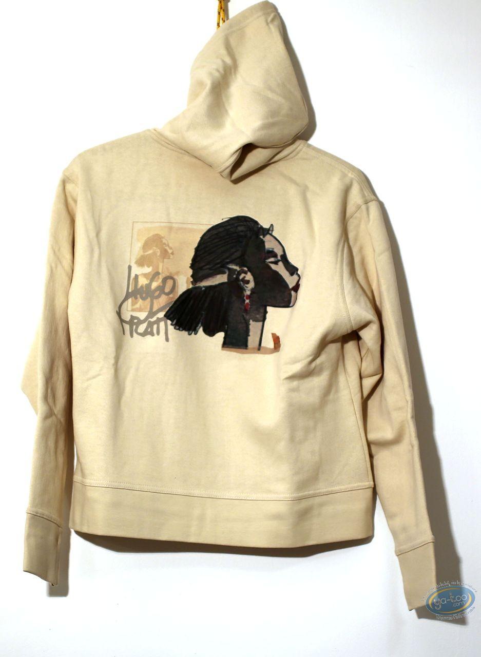 Clothes, Corto Maltese : Sweat-shirt, Corto Maltese : Hood Woman 06-03 size S