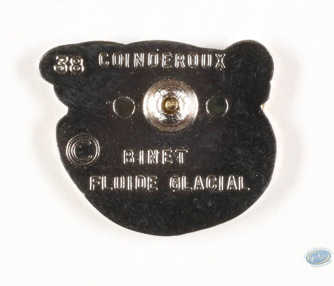 Pin's, Bidochon (Les) : Raymond head of Bidochons