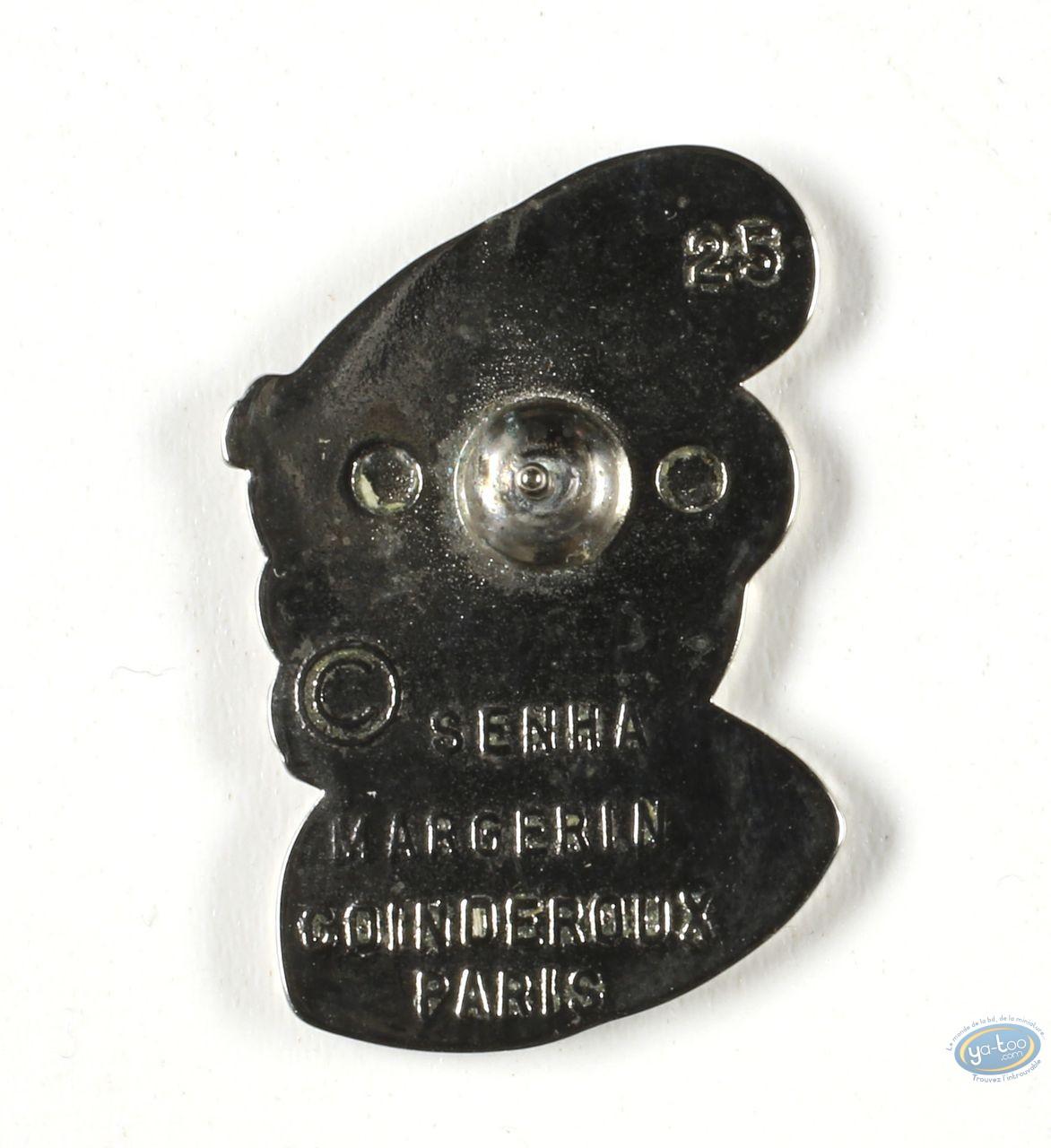 Pin's, Lucien : Metal Pins, Margerin, Lucien