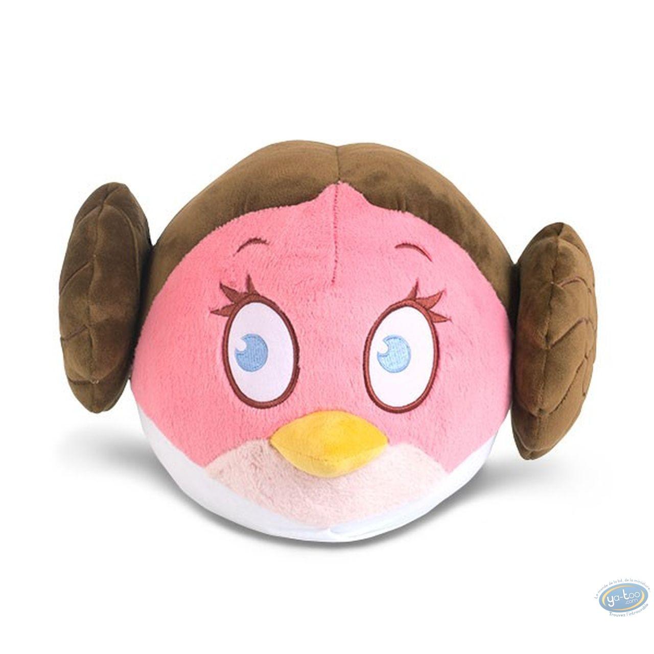 Plush, Angry-birds : Plush, Angry-birds Star Wars : Princess Leïa