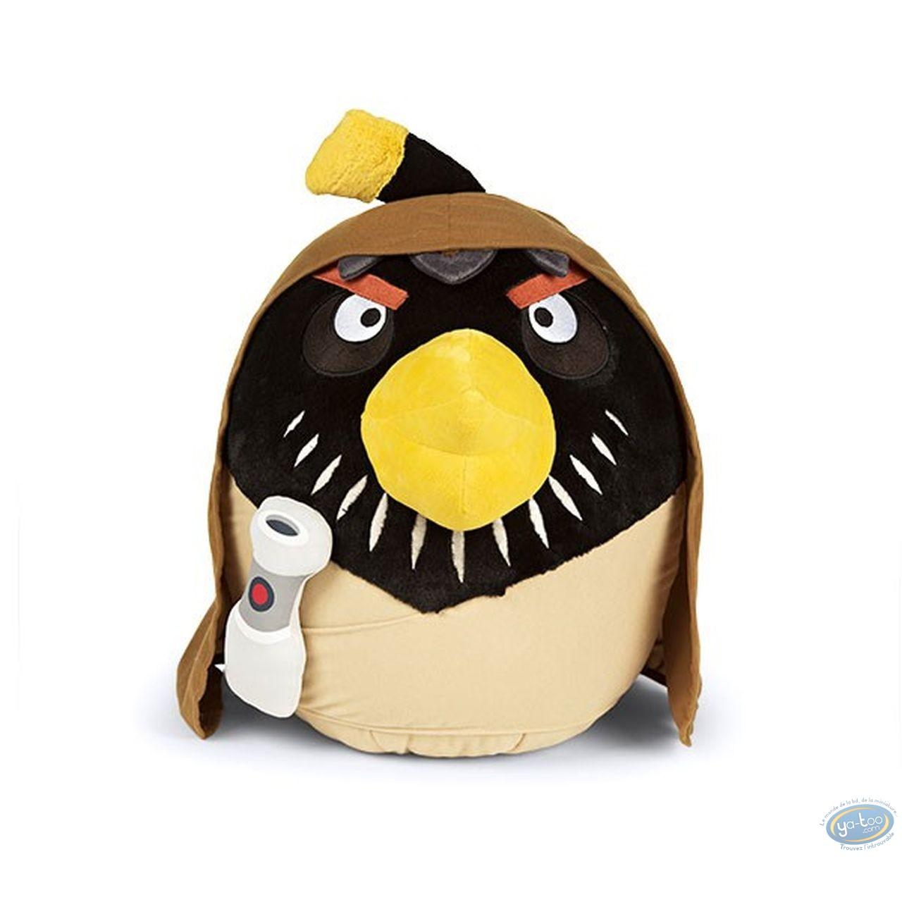 Plush, Angry-birds : Plush, Angry-birds Star Wars : Obi-Wan