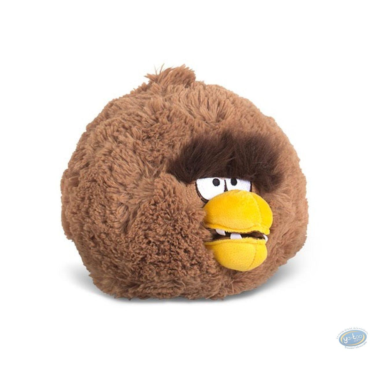 Plush, Angry-birds : Plush, Angry-birds Star Wars : Chewbacca