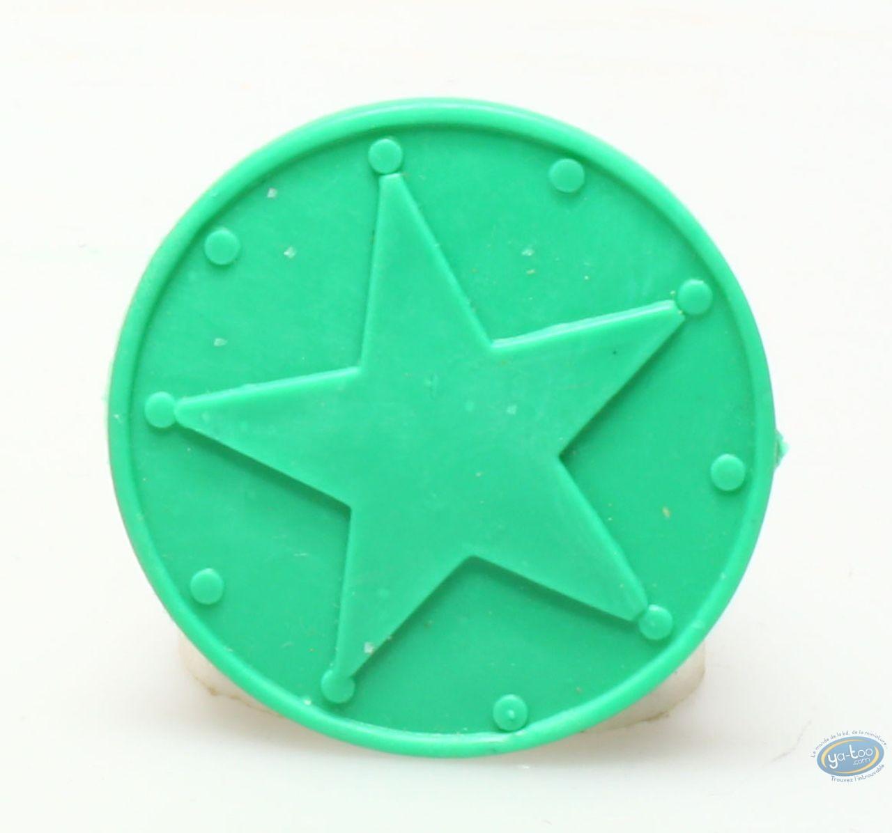 Plastic Figurine, Astérix : Mini Bulwark (dark green)