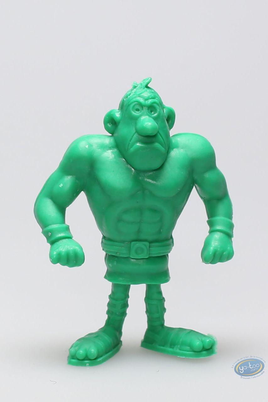 Plastic Figurine, Astérix : Mini Gluteus Maximus (green)