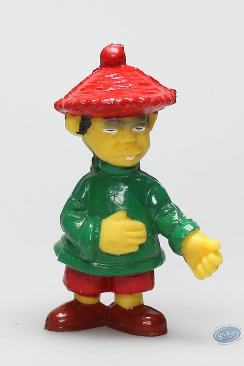 Plastic Figurine, Lucky Luke : Chinese