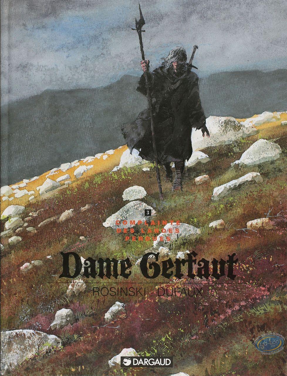 Listed European Comic Books, Complainte des Landes Perdues (La) : Dame Gerfaut (special)