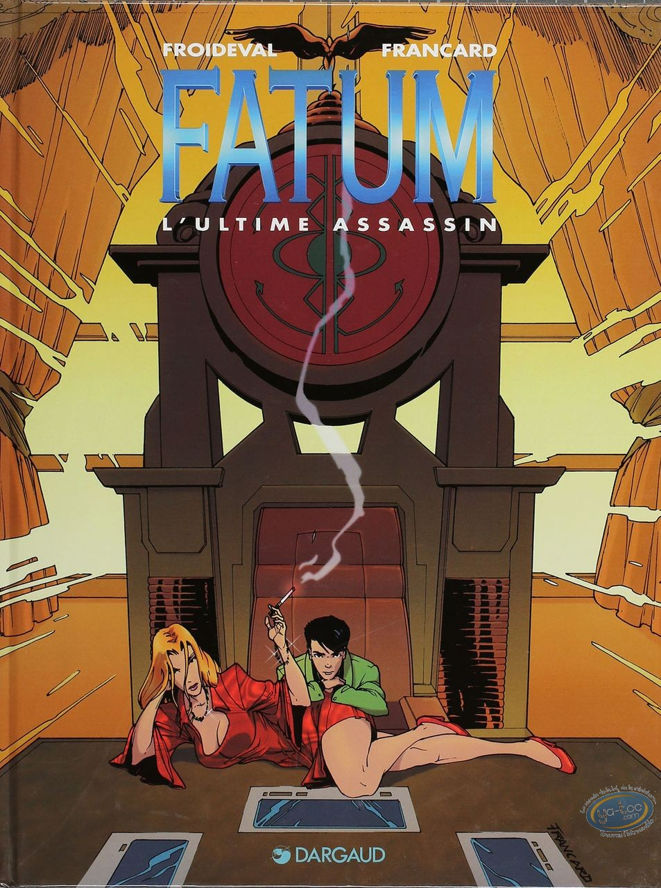 Listed European Comic Books, Fatum : L'Ultime Assassin (very good condition)