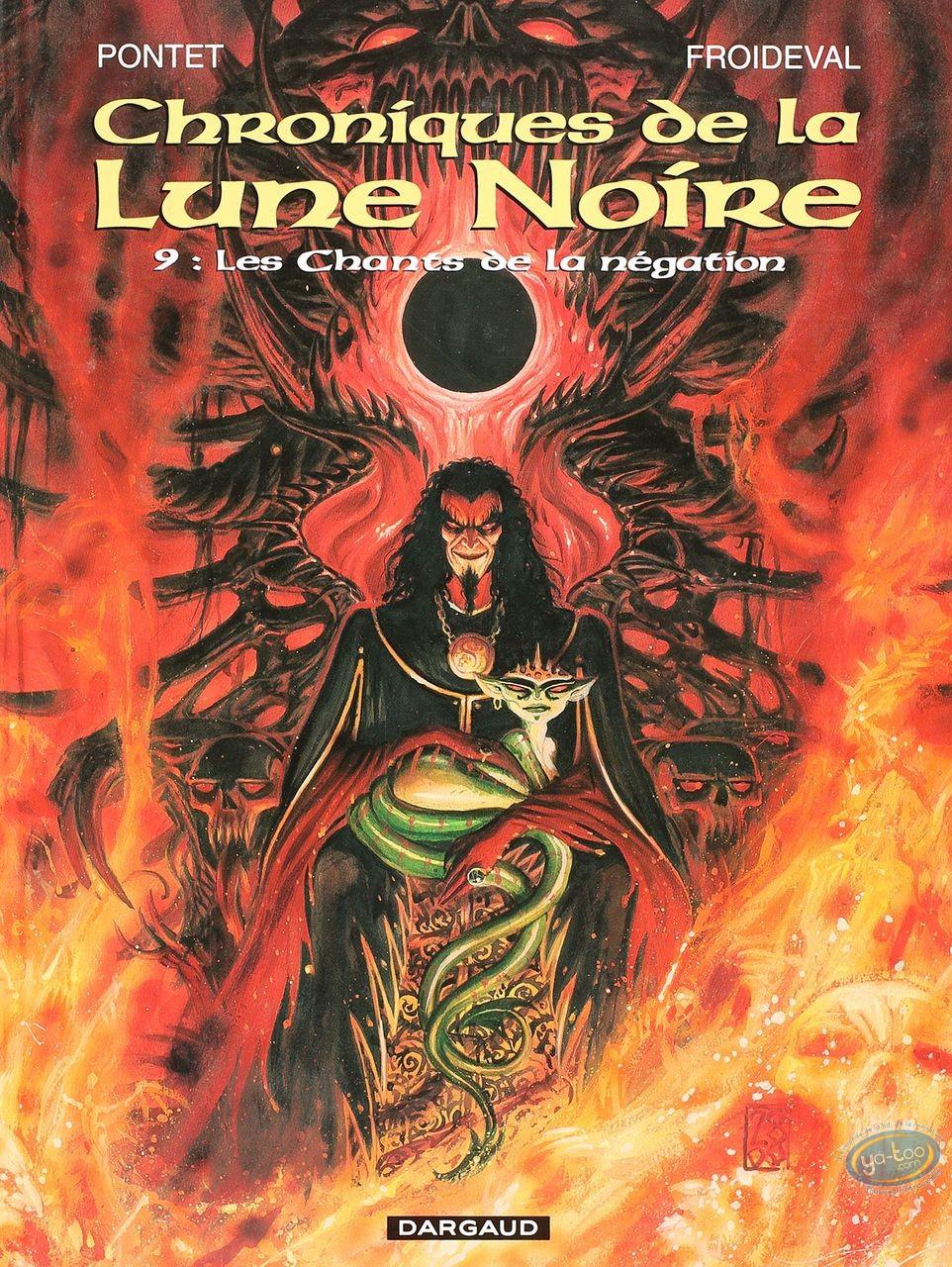 Listed European Comic Books, Chroniques de la Lune Noire : Les Chants de la Negation