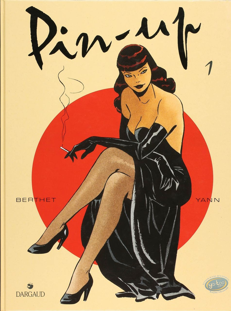 Listed European Comic Books, Pin-Up : Pin-up