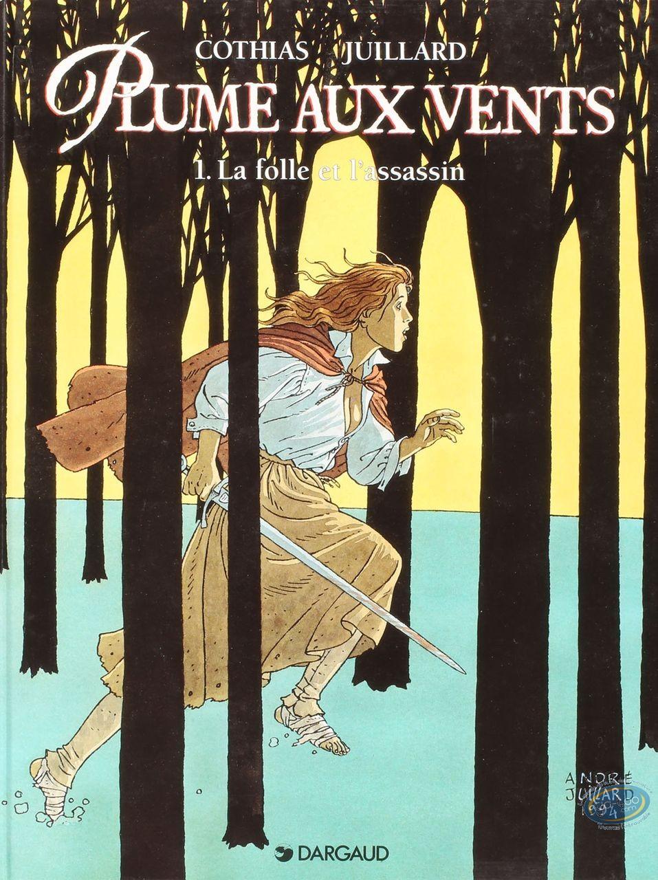Listed European Comic Books, Plume aux Vents : La Folle et l'Assassin