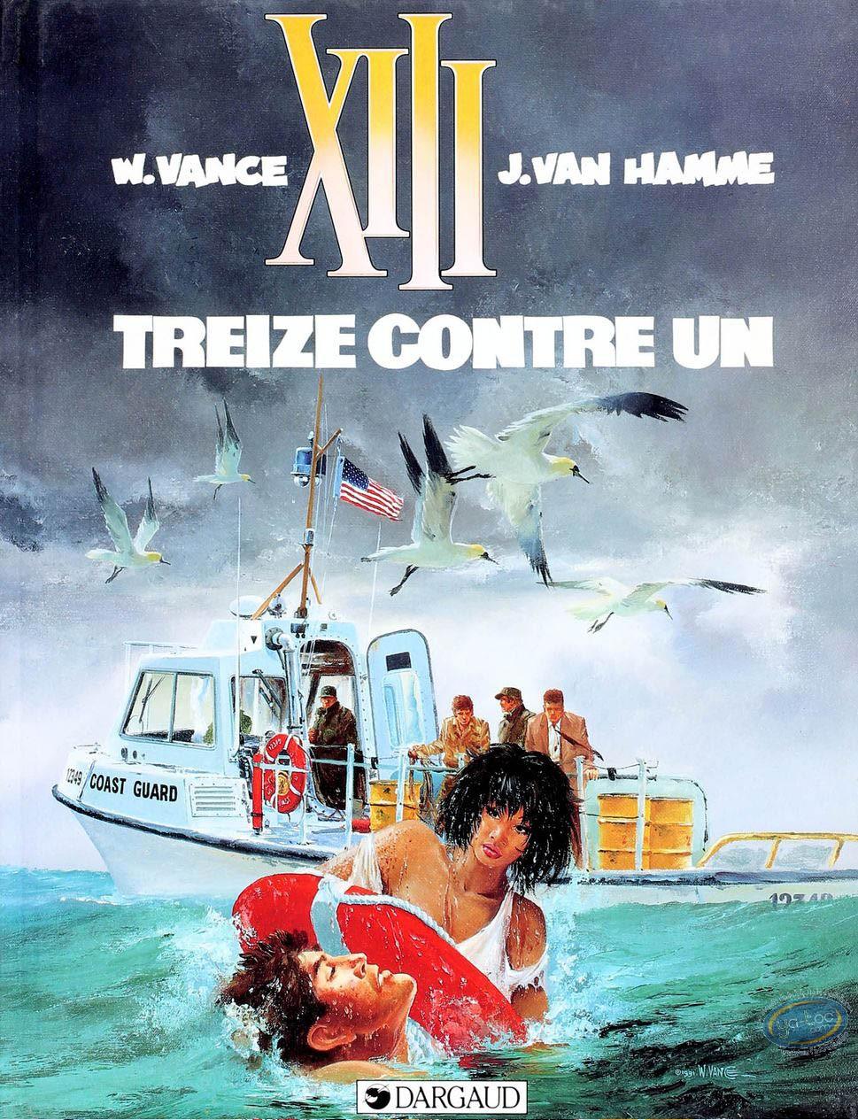Listed European Comic Books, XIII : Treize Contre Un
