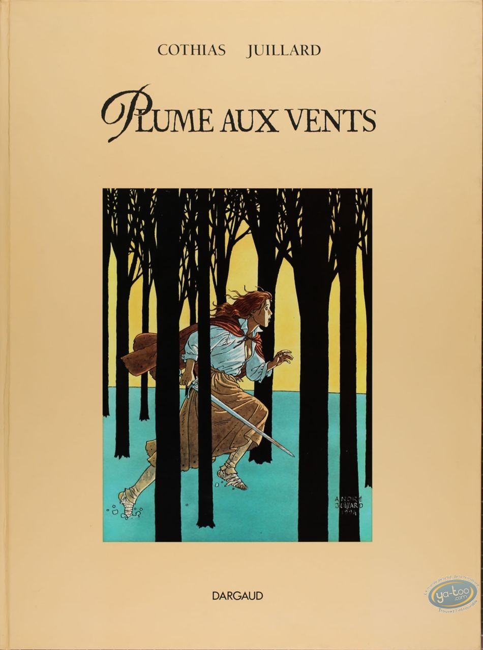 Limited First Edition, Plume aux Vents : La Folle et l'Assassin