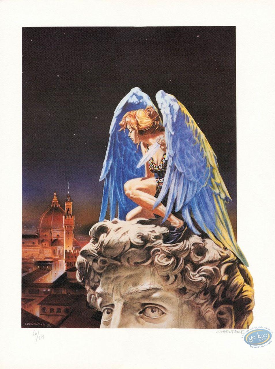 Offset Print, Angel