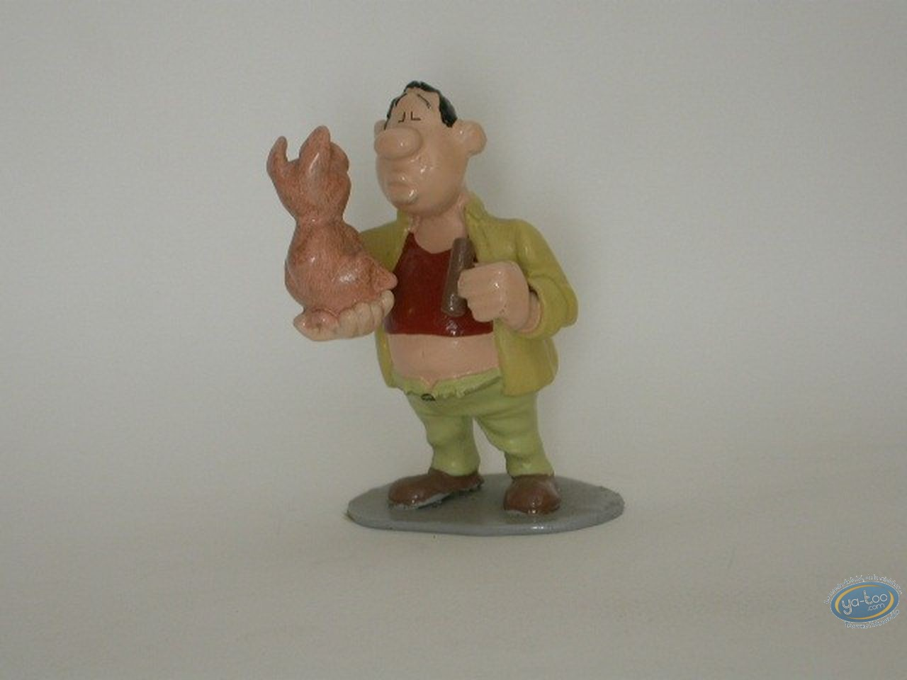 Metal Figurine, Innommables (Les) : Mac & Raoul (puzzle)