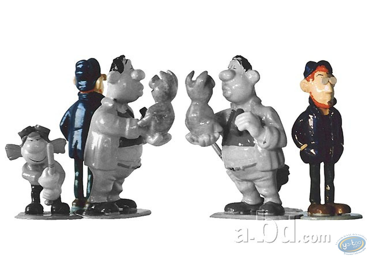 Metal Figurine, Innommables (Les) : Tony (puzzle)