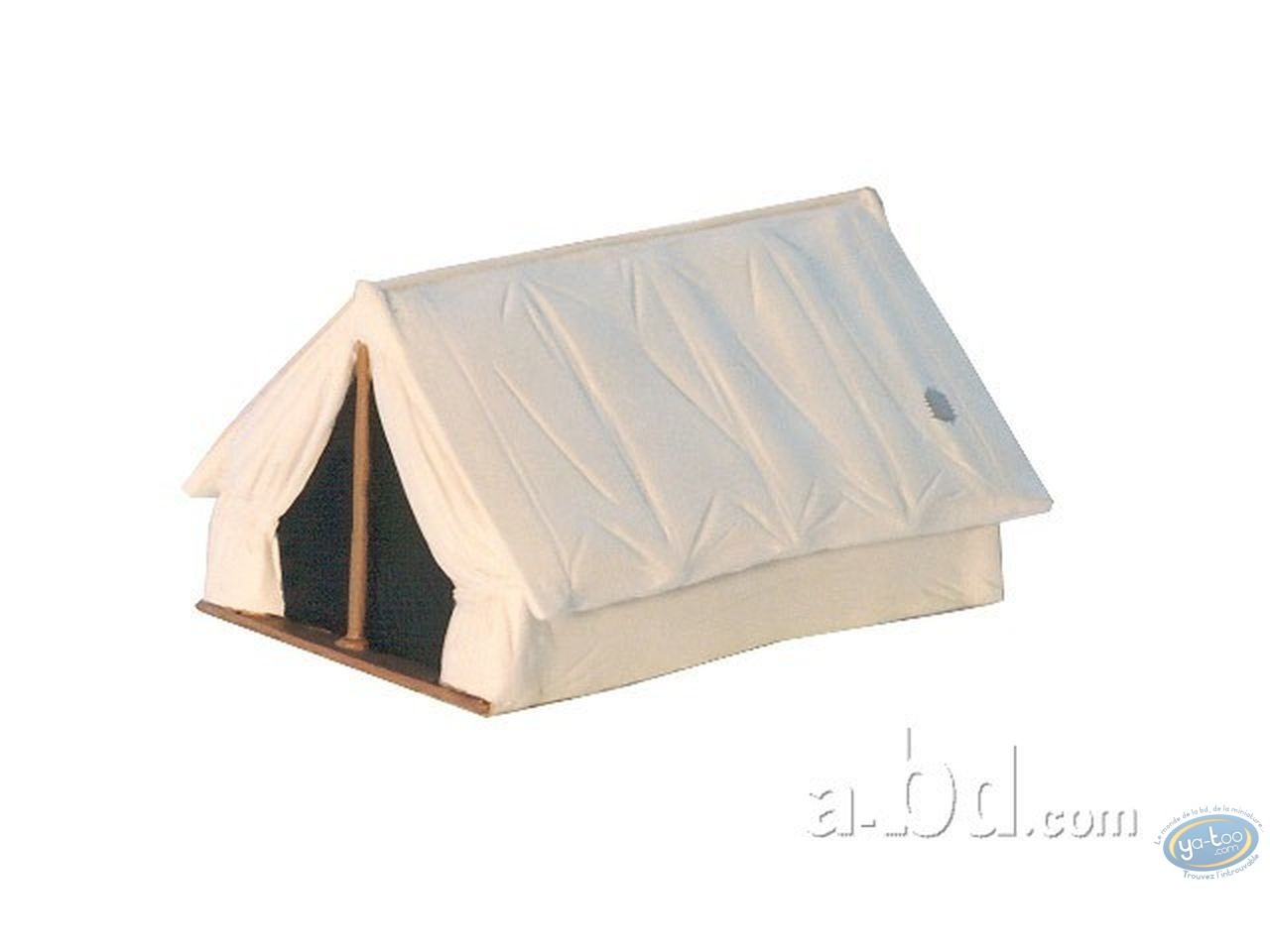 Metal Figurine, Blue Coats (The) : The Camp - Tent