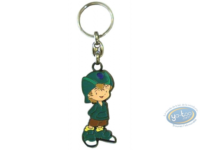 Metal Keyring, Digimon : Metal Key ring, Digimon : TK