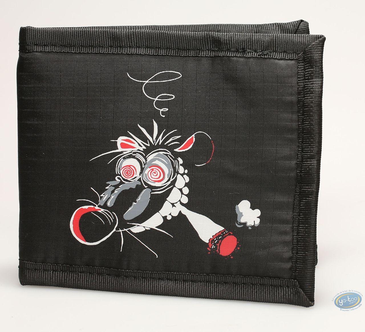 Luggage, Pacush Blues - Les rats : Wallet, P'titluc, Les rats : Smoking