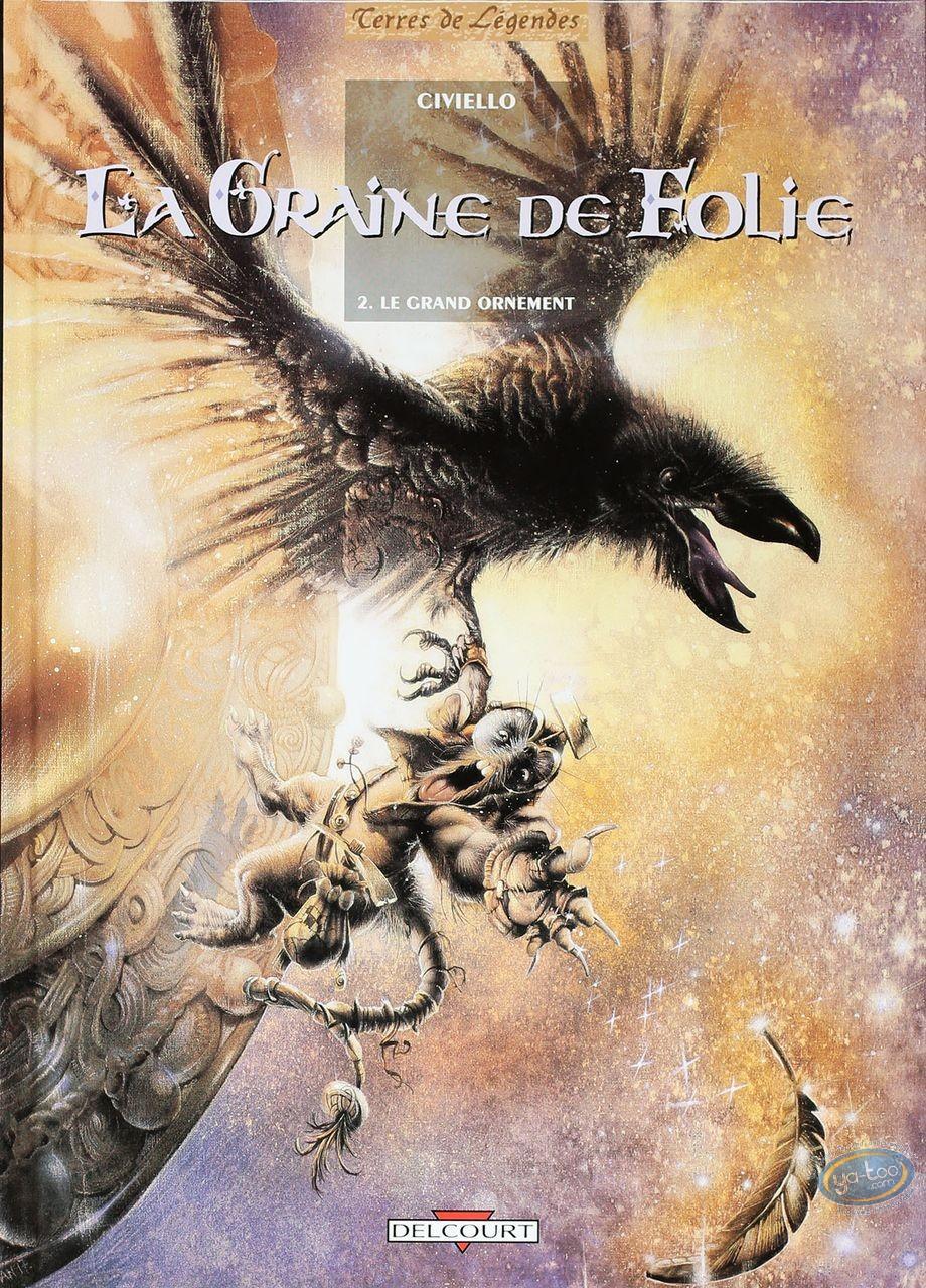 Listed European Comic Books, Graine de Folie (La) : Le grand ornement (very good condition)