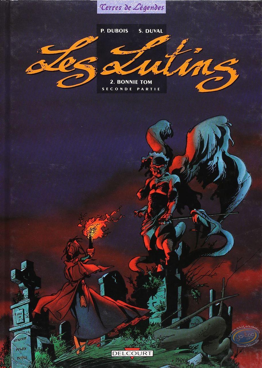 Listed European Comic Books, Lutins (Les) : Bonnie Tom Deuxieme partie (very good condition)
