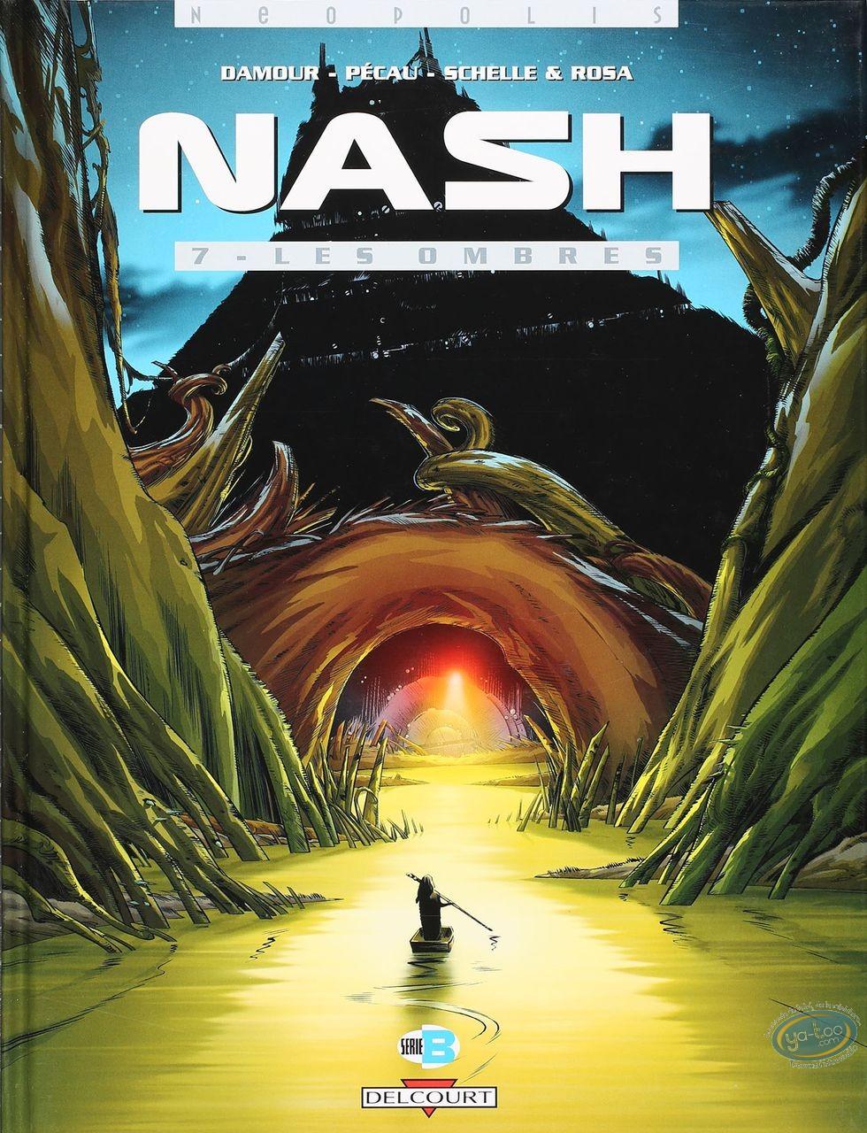 Listed European Comic Books, Nash : Les ombres