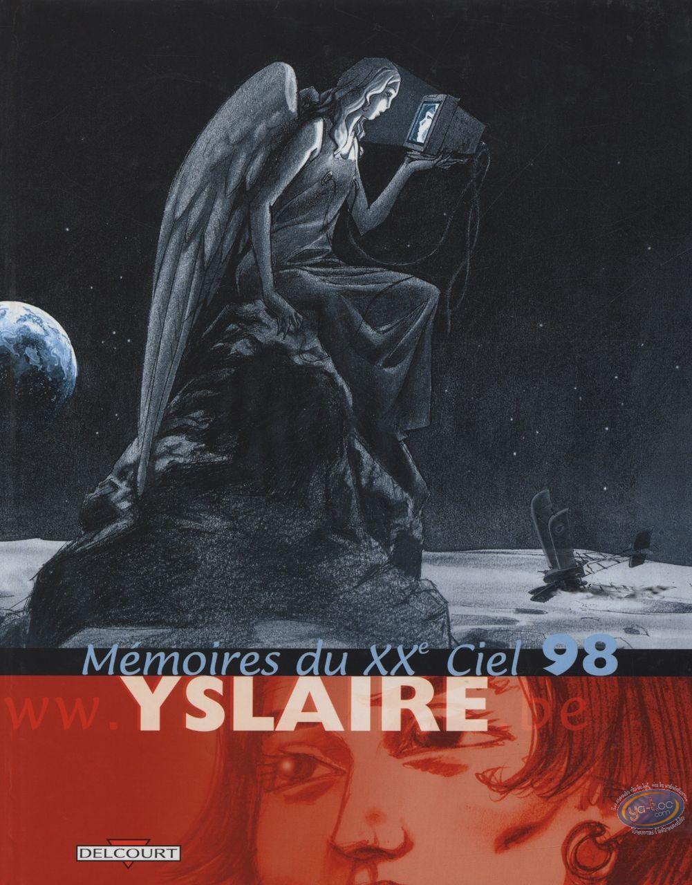 Used European Comic Books, Mémoires du XXe Ciel : Mémoires du Xxe Ciel