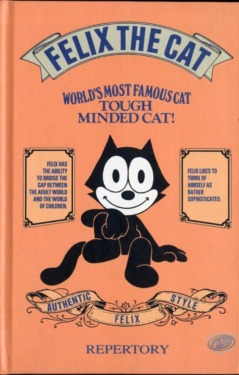 Address Book, Félix le Chat : Repertory, Felix the Cat (orange)