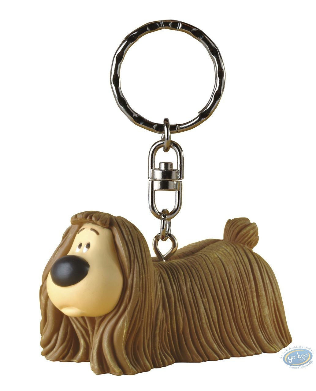 PVC Keyring, Manège Enchanté (Le) : Key ring, The Magic Roundabout : Pollux