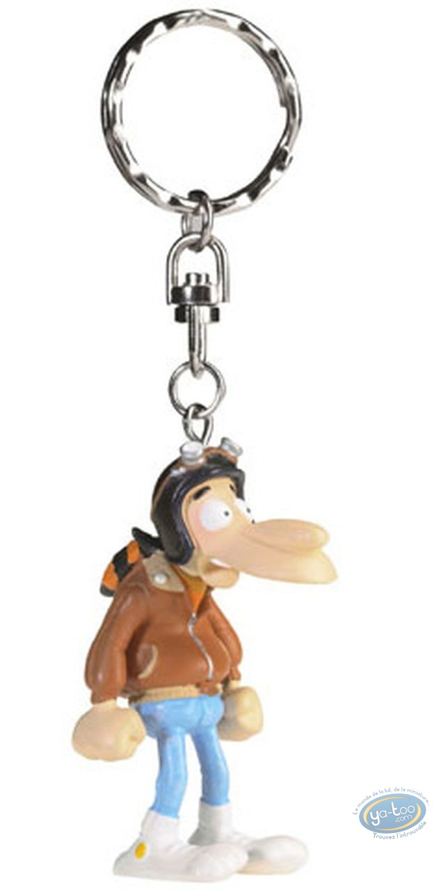 PVC Keyring, Joe Bar Team : Leghnome