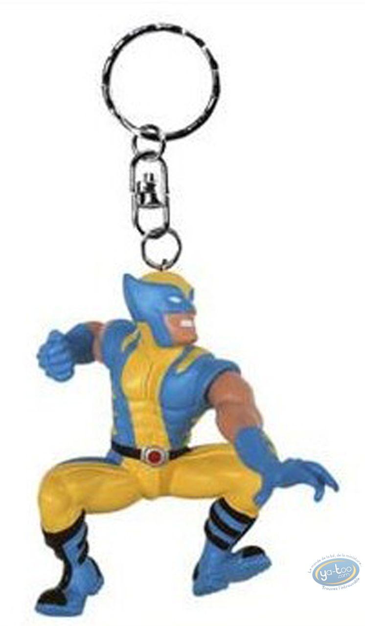 Keyring, X-Men : Key ring, X-men : Wolverine