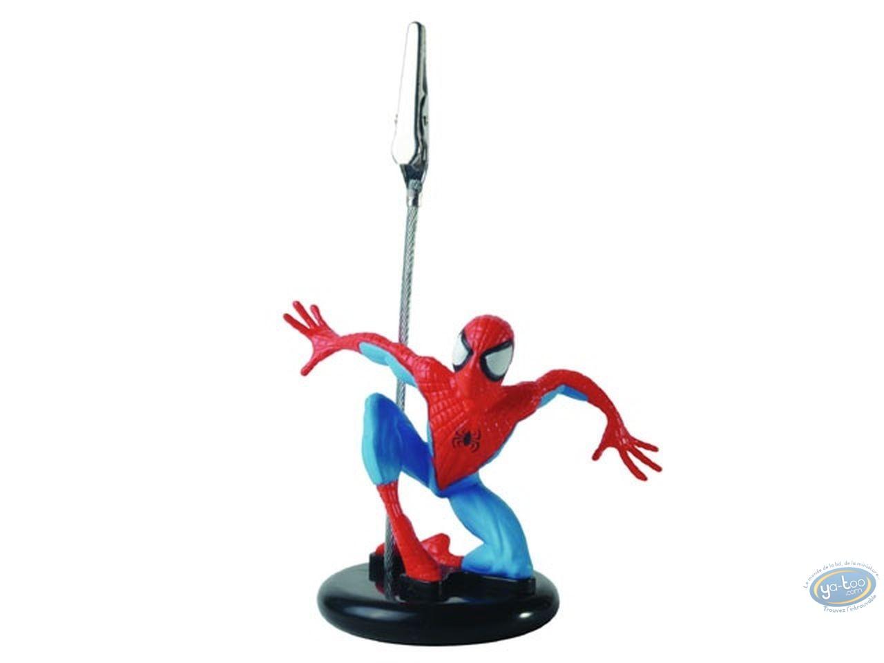 Deco, Spiderman : Memo clip : Spiderman